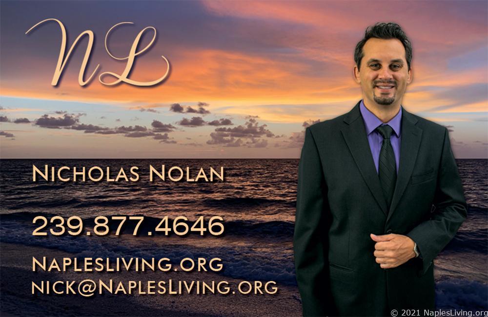 Nicholas Nolan - Realtor® in Naples, FL