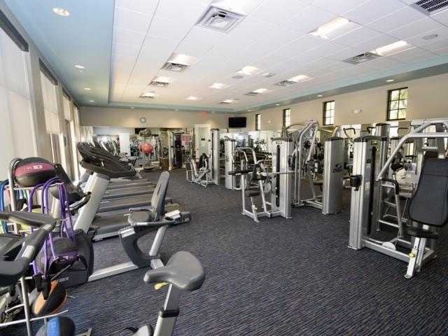 LaMorada Clubhouse Gym / Fitness Room