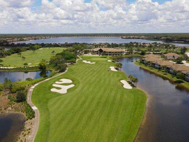 The Quarry Community - Golf Course Hole #18
