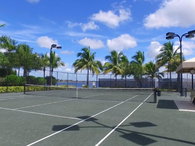 The Quarry Community - Tennis Courts