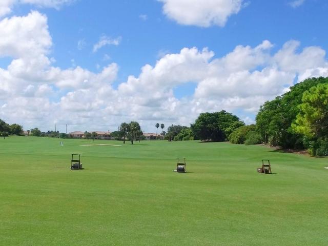 The Quarry Community - Golf Driving Range